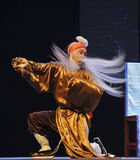 Chinese traditional opera actor Stock Image