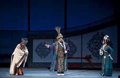 chinese traditional opera actor Royalty Free Stock Photos