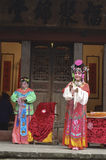 Chinese Traditional Opera Royalty Free Stock Images