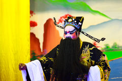 Chinese traditional opera Royalty Free Stock Photography