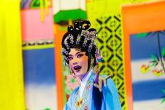 Chinese traditional opera Royalty Free Stock Photo