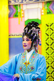Chinese traditional opera Royalty Free Stock Image