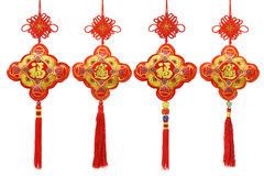 Chinese traditional ornaments Royalty Free Stock Photo