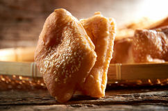 Chinese Traditional Pastry Royalty Free Stock Photography