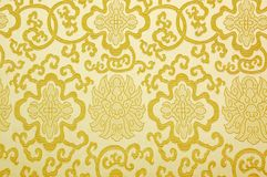 Chinese traditional pattern. Chinese luxury style of traditional flower pattern stock illustration