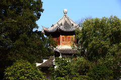 Chinese traditional Pavilion Stock Images