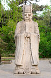 Chinese traditional sculpture Royalty Free Stock Images