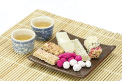 Chinese traditional snack Royalty Free Stock Image