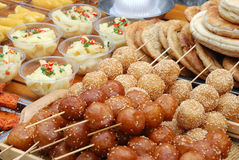 Chinese traditional snacks Stock Photo