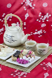 Chinese traditional snacks Stock Image