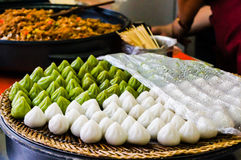 Chinese traditional steamed dumplings royalty free stock image