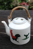 Chinese Traditional Teapot Royalty Free Stock Photo