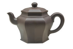 Chinese traditional teapot Stock Image