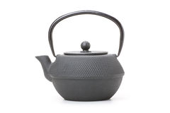 Chinese traditional teapot, isolated Royalty Free Stock Photo