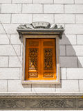 Chinese traditional window Stock Photos