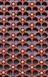 Chinese traditional window detail. Chinese traditional window and door decorative pattern Royalty Free Stock Images