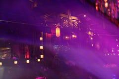 Chinese traditionele architectuur Royalty-vrije Stock Afbeeldingen
