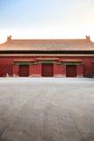 Chinese Traditionele Tempel Stock Afbeeldingen