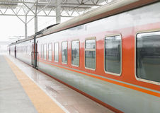 Chinese train Stock Photography
