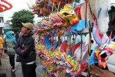 Chinese trinkets Stock Photos