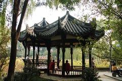 Chinese tuin Royalty-vrije Stock Foto's