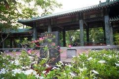 Chinese tuin Manilla Royalty-vrije Stock Foto