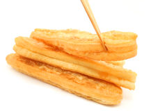 Chinese Twin Dough Stick Royalty Free Stock Images