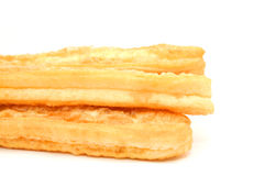 Chinese Twin Dough Stick Royalty Free Stock Photo