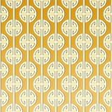Chinese type golden pattern/ illustration Royalty Free Stock Photo