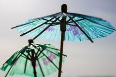 Chinese umbrella Stock Photography