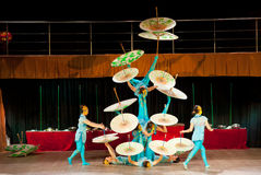 Chinese umbrellas Stock Photography