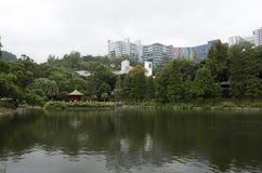 The Chinese University of Hong Kong Royalty Free Stock Photo