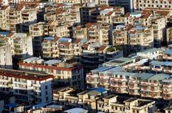 Chinese urban housing Stock Photos