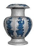 Chinese vase Royalty Free Stock Image