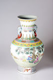 Chinese vase Royalty Free Stock Photo