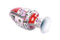 Chinese vase Stock Images