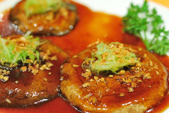 Chinese vegetarian cuisine Stock Photography