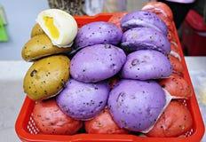 Chinese Vegetarian Pao Stock Photos