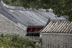 Chinese village Stock Images