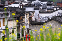 Chinese village Stock Photos