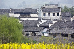 Chinese village Stock Photo