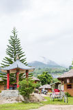 Chinese village Royalty Free Stock Photo