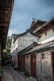 Chinese Village,Yongding,Fujian Stock Photos