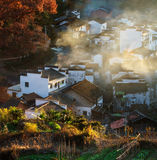 Chinese villlage. This is a chinese village stock images