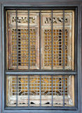 Chinese vintage window Royalty Free Stock Photos