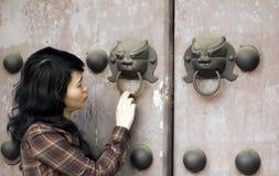 Chinese vrouwen Royalty-vrije Stock Foto's