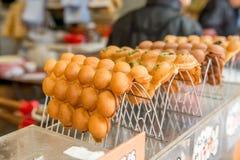 Chinese waffles Stock Image