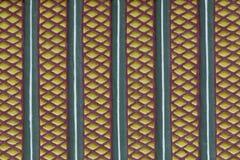 Chinese wall Pattern. Royalty Free Stock Photo
