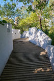 The Chinese Wall steps Stock Images