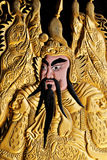 Chinese warrior Stock Photos